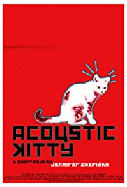 Acoustic Kitty Poster
