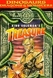 King Solomon's Treasure (1979) starring David McCallum on DVD on DVD