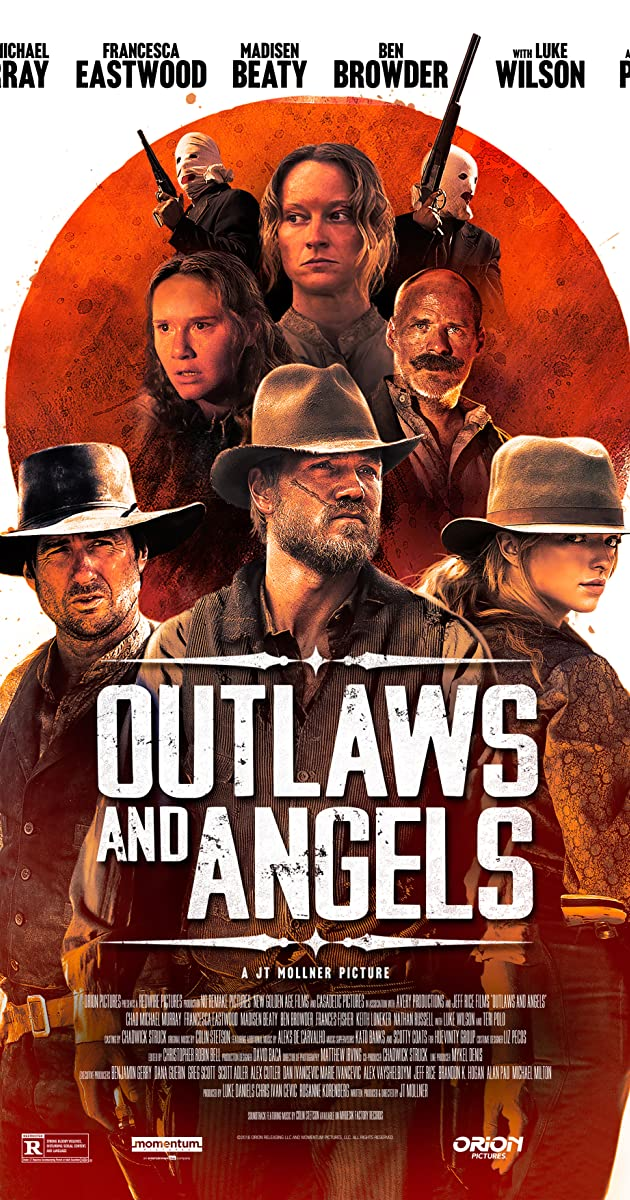 Subtitle of Outlaws and Angels