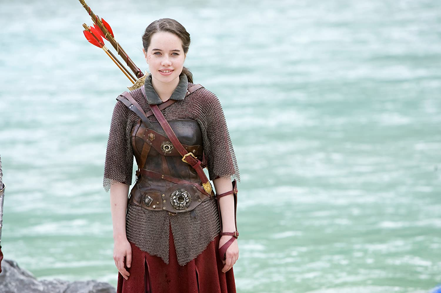 Anna Popplewell in The Chronicles of Narnia: Prince Caspian (2008)