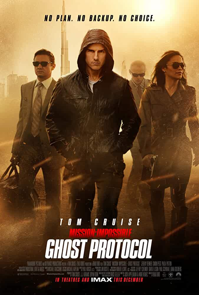 Mission: Impossible – Ghost Protocol | 2011 | Hindi | 1080p | 720p |