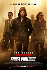 Mission: Impossible 4 – Ghost Protocol 2011 Movie BluRay Dual Audio Hindi Eng 400mb 480p 1.3GB 720p 6GB 1080p