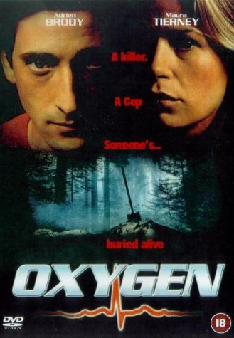 Adrien Brody and Maura Tierney in Oxygen (1999)