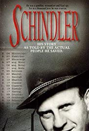 Schindler: The Real Story Poster