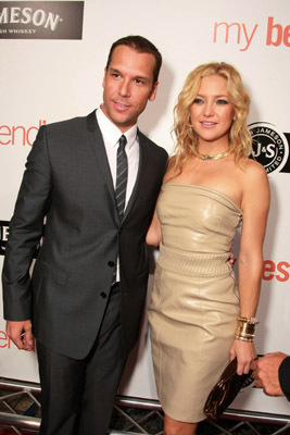 Kate Hudson and Dane Cook at an event for My Best Friend's Girl (2008)