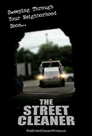 The Street Cleaner Poster