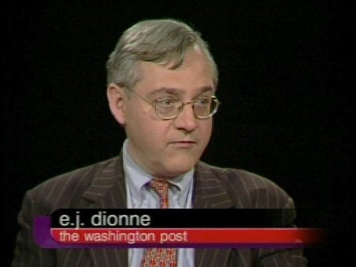E J  Dionne Jr  - Contact Info, Agent, Manager | IMDbPro