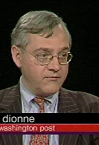 Primary photo for E.J. Dionne Jr.