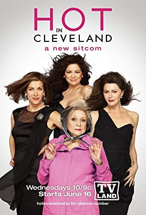 Where to stream Hot in Cleveland