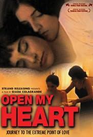 Open My Heart Poster