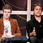 Eric Jungmann and Stuart Townsend at an event for Night Stalker (2005)