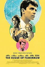 Ellen Burstyn, Nick Offerman, Alex Wolff, Asa Butterfield, and Maude Apatow in The House of Tomorrow (2017)