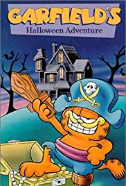 Image result for garfield halloween
