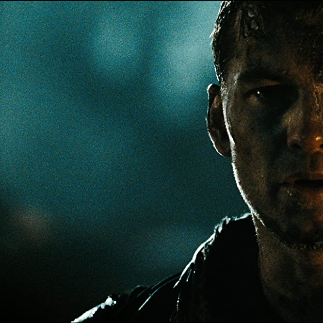 Sam Worthington in Terminator Salvation (2009)
