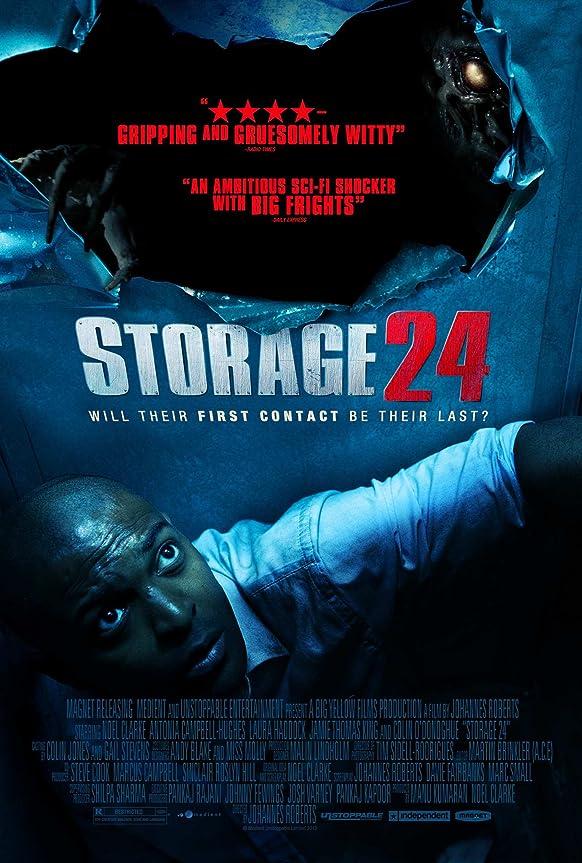 Storage 24 (2012) Hindi Dubbed
