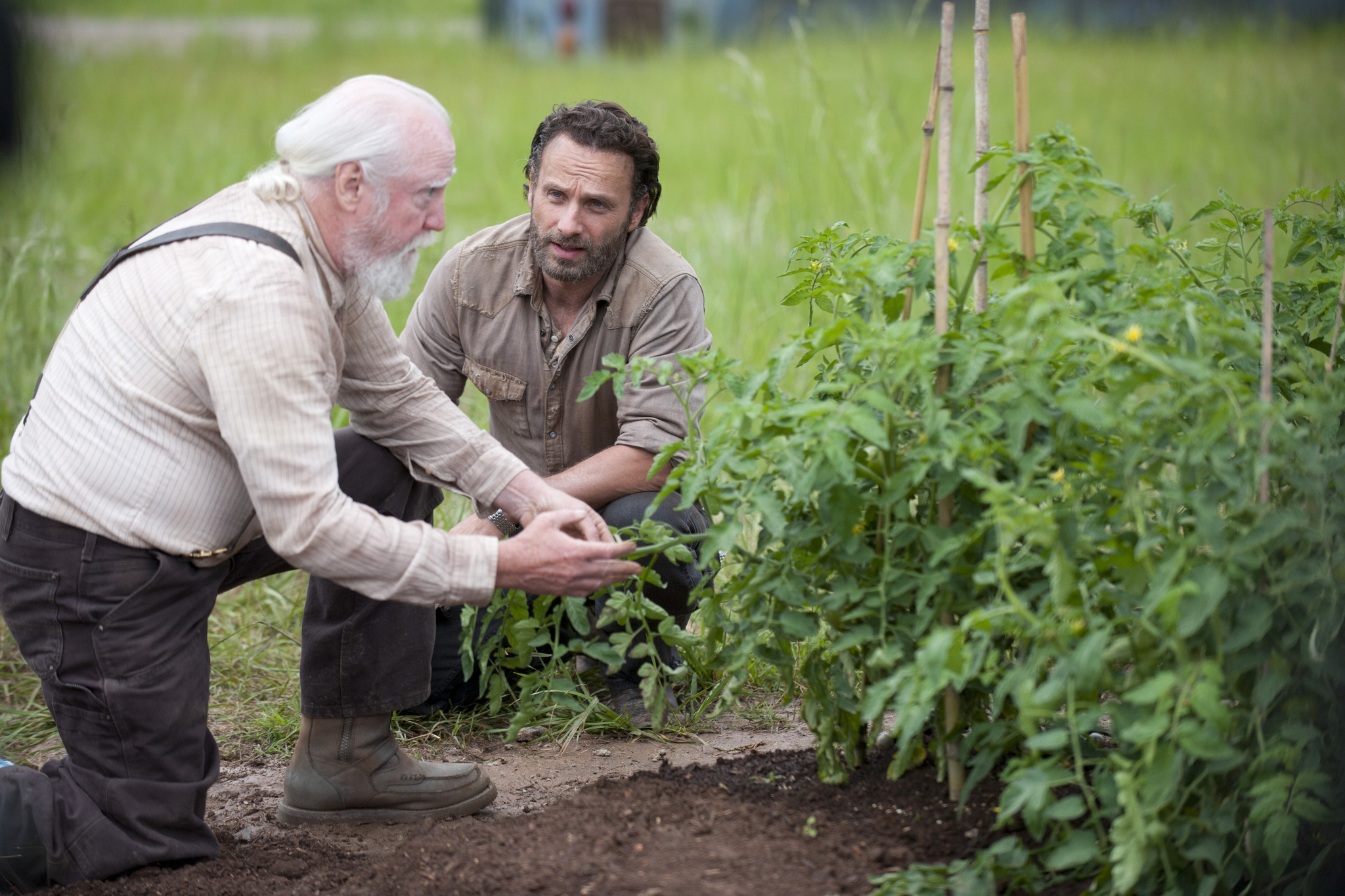 The Walking Dead 4×01 – 30 días sin un accidente