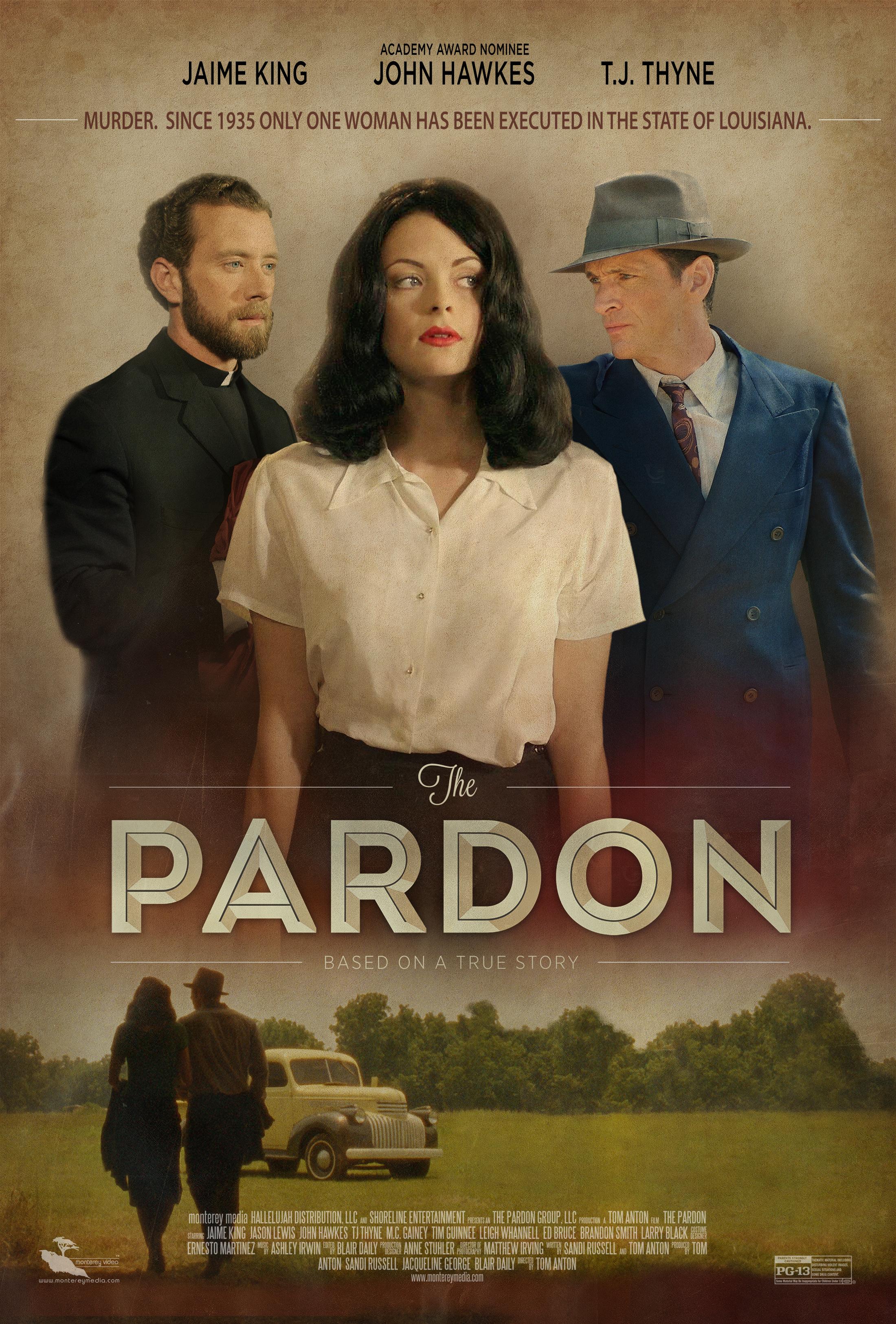brandon pardon