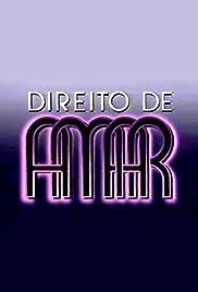 Direito de Amar Poster