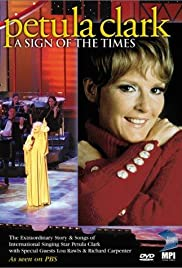 Petula Clark: A Sign of the Times Poster