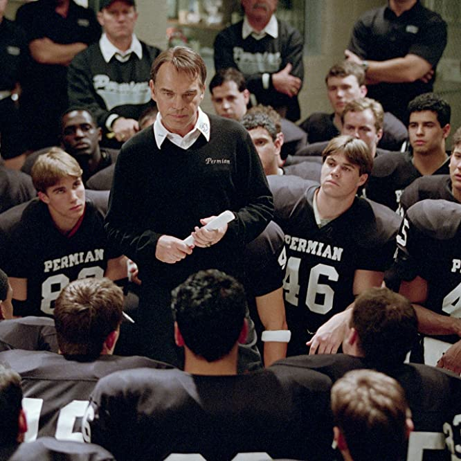 Billy Bob Thornton in Friday Night Lights (2004)