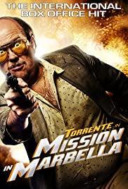 Torrente 2: Mission in Marbella Poster