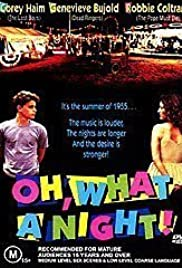 Oh, What a Night Poster