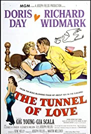 The Tunnel of Love (1958) Poster - Movie Forum, Cast, Reviews