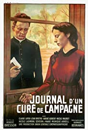 Diary of a Country Priest (1951) Poster - Movie Forum, Cast, Reviews