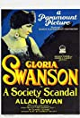 A Society Scandal (1924) Poster