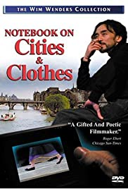 Notebook on Cities and Clothes Poster