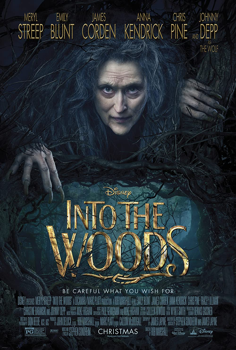 Into the Woods 2014 Hindi Dubbed 720p HDRip 1.1GB Download