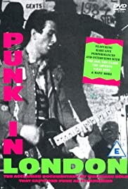 Punk in London (1977) Poster - Movie Forum, Cast, Reviews