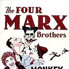Groucho Marx, Chico Marx, Harpo Marx, Zeppo Marx, and The Marx Brothers in Monkey Business (1931)
