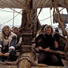 Gary Cady, Richard Ridings, and Danny Schiller in Erik the Viking (1989)
