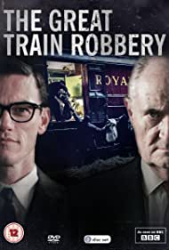 Jim Broadbent and Luke Evans in The Great Train Robbery (2013)