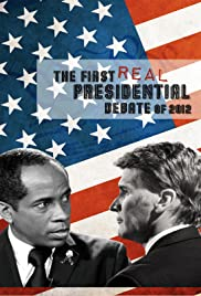 The First Real Presidential Debate of 2012 Poster
