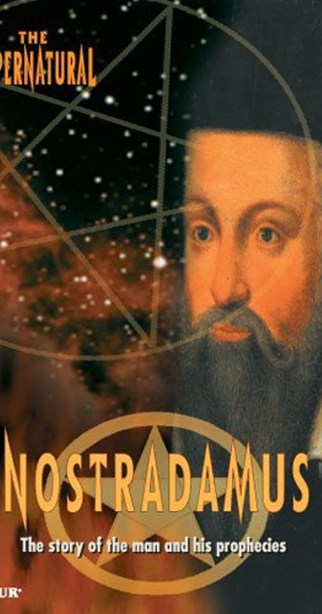 The Supernatural: Nostradamus (Video 2000) - IMDb