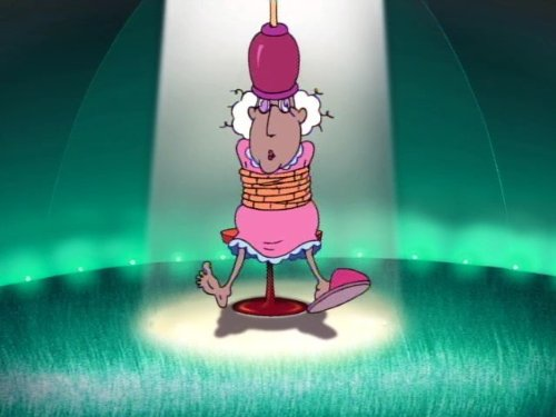 courage the cowardly dog all seasons dvd