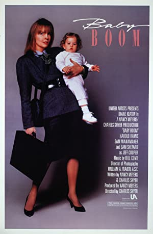 Baby Boom Poster Image