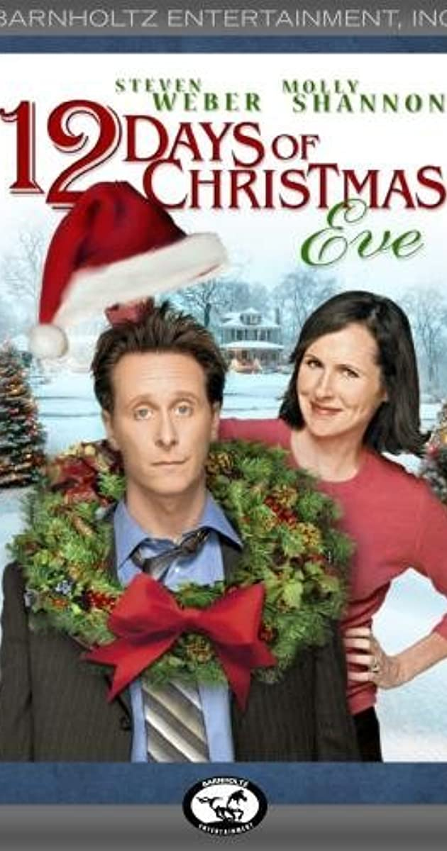 the twelve days of christmas eve tv movie 2004 imdb - 12 Dates Of Christmas Trailer