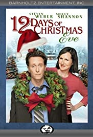 The Twelve Days of Christmas Eve Poster