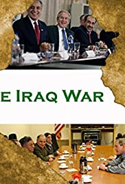 The Iraq War Poster