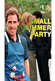 A Small Summer Party Poster