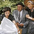 Daniel Auteuil, Marie-Anne Chazel, and Astrid Bergès-Frisbey in La fille du puisatier (2011)
