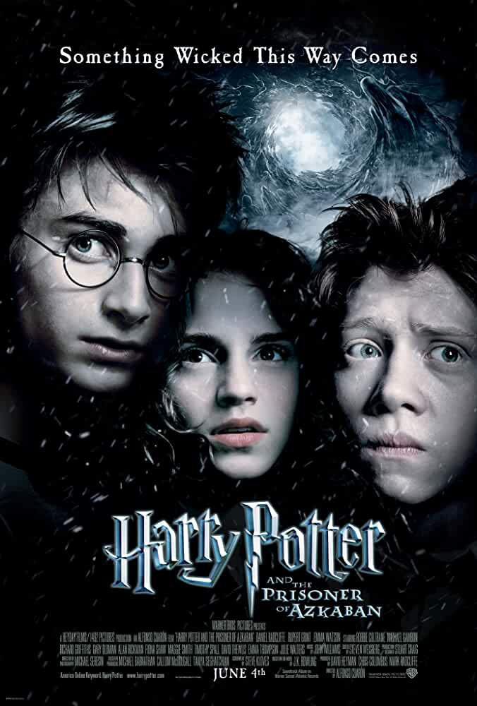 Download Harry Potter and the Prisoner of Azkaban (2004) Full Movie In Hindi-English (Dual Audio) Bluray 480p [350MB] | 720p [1.1GB]