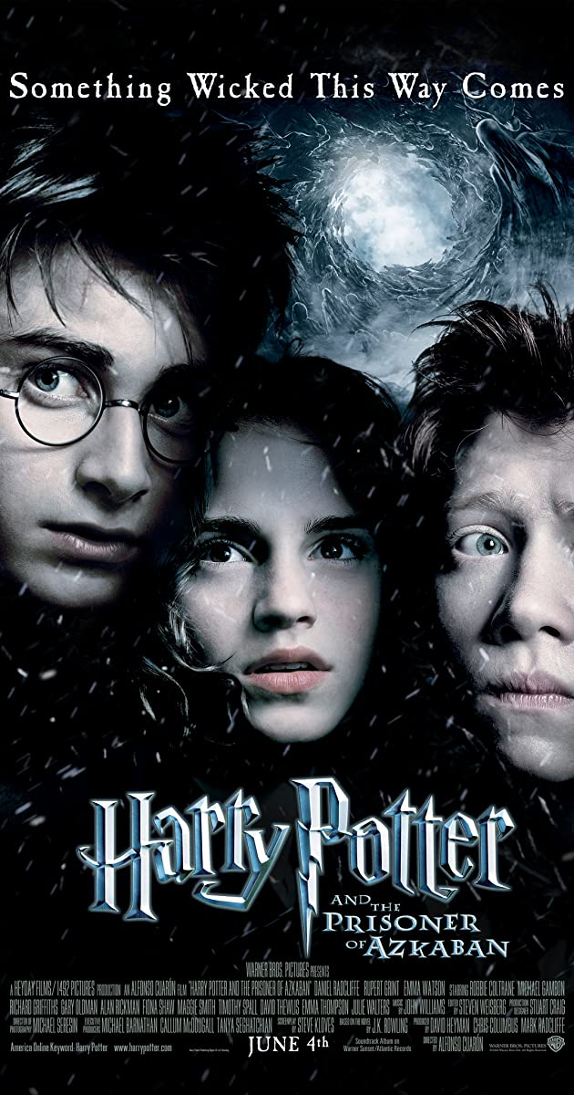 Harry Potter và tù vượt ngục Azkaban - Harry Potter and the Prisoner of Azkaban (2004)