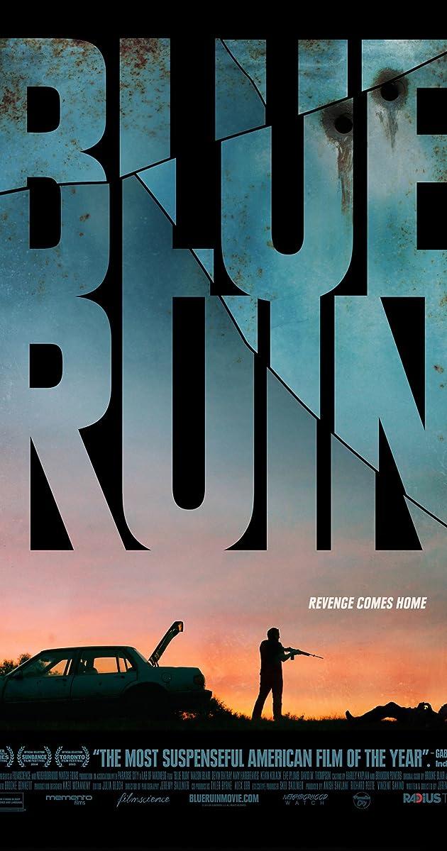 Subtitle of Blue Ruin