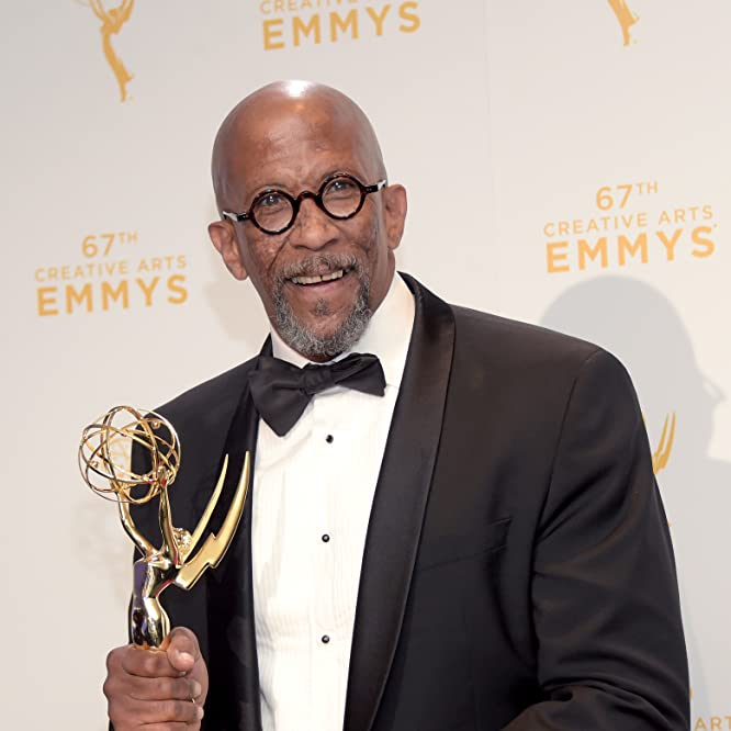 Reg E. Cathey at an event for 2015 Primetime Creative Arts Emmy Awards (2015)
