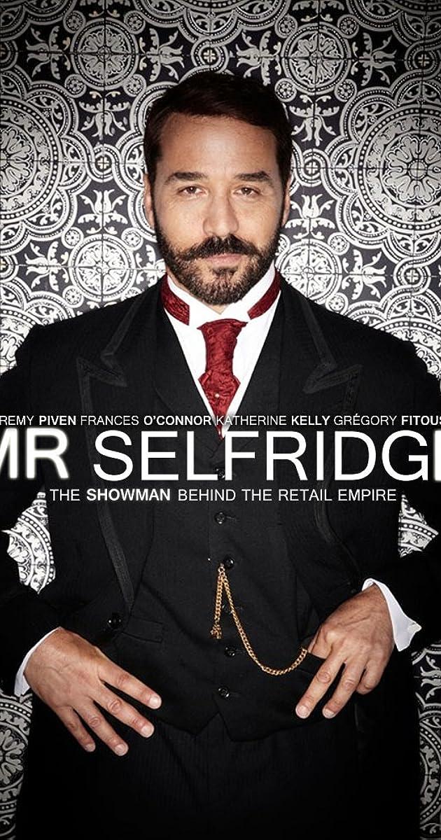 Ponas Selfridžas 1 Sezonas /  Mr Selfridge Season 1 (2013)