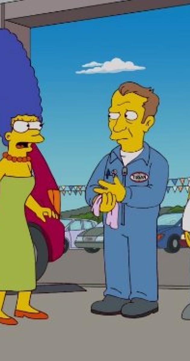 The Simpsons Adventures In Baby Getting Tv Episode 2012 Imdb